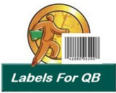 Label Printing our of QuickBooks